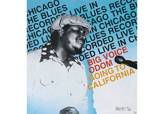 Big Voice Odom - Going To California - (CD)
