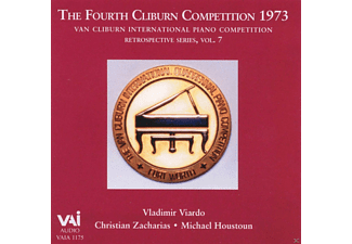 Michael Houston, Christi. Zacharias - The Fourth Cliburn Competition 1973 - (CD)