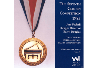 Jose Feghali - The Seventh Cliburn Competition 1985 - (CD)