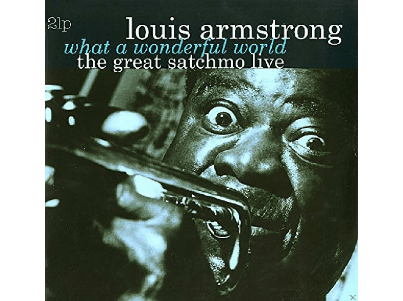 Louis Armstrong - What A Wonderful World, The Great S [Vinyl]