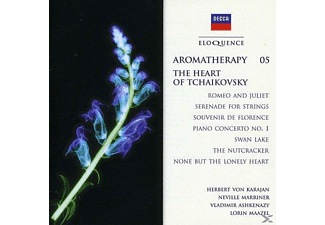 VARIOUS - Aromatherapy 05-Heart of Tchaikovsky - (CD)