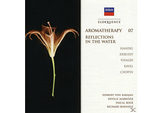 Pascal Roge - Aromatherapy 07-Reflections in Water - (CD)