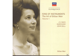 Gillian Weir - The Art of Gillian Weir-Vol.1 - (CD)