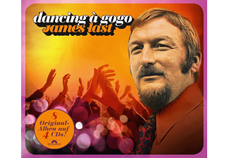 James Last - Dancing A Gogo - (CD)