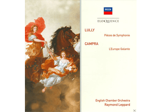 English Chamber Orchestra - Campra & Lully: Pieces De Symphonie / L'europe Galante - (CD)