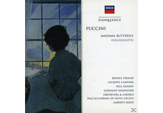 VARIOUS - Madama Butterfly (Highlights) - (CD)