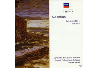 L'Orchestre de la Suisse Romande, The London Philharmonic Orchestra - Sinfonie 1 The Rock - (CD)