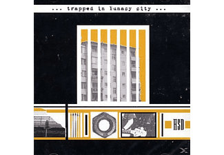 Hsd - Trapped In Lunacy City - (CD)