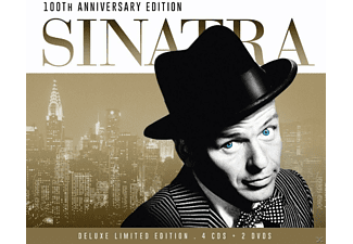 Frank Sinatra - 100th Anniversary Edition - (CD + DVD Video)
