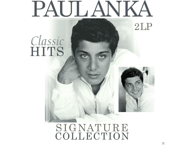 Paul Anka - SIGNATURE COLLECTION - CLASSIC HITS [Vinyl]