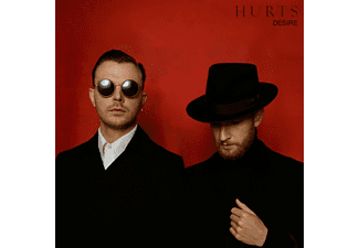 Hurts - Desire - (LP + Bonus-CD)