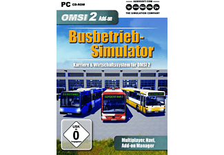 Omsi 2 - Addon Busbetrieb-Simulator - PC