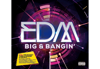 VARIOUS - EDM Big & Bangin' - (CD)