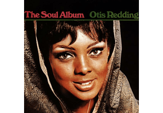 Otis Redding - The Soul Album - (Vinyl)