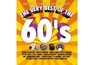 VARIOUS - The Very Best Of The 60´s - 18 Hits - (Vinyl)