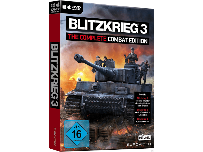 Blitzkrieg 3 - The Complete Combat Collection [PC]