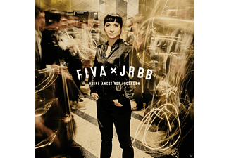Fiva X Jrbb - Keine Angst Vor Legenden (2LP+MP3) - (LP + Download)