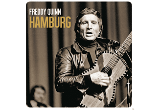 Freddy Quinn - Hamburg - (CD)