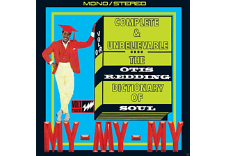 Otis Redding - Complete&Unbelievable...The O.R.Dictionary Of Soul [Vinyl]