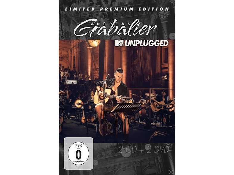 Andreas Gabalier - MTV Unplugged (Limited Premium Edition) [CD + DVD Video]