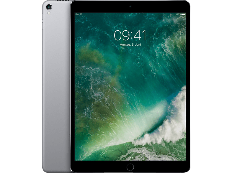 APPLE MPDY2FD/A iPad Pro Wi-Fi, Tablet , 256 GB, 10.5 Zoll, Space Grey