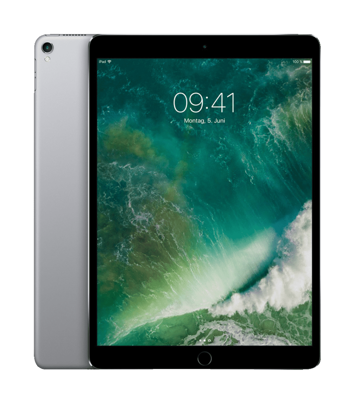 APPLE MPGH2FD/A iPad Pro Wi-Fi Tablet, 512 GB in Space Grey