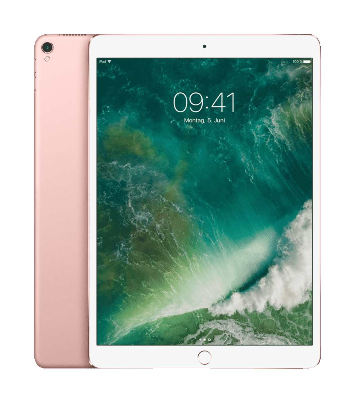 APPLE MQDY2FD/A iPad Pro Wi-Fi Tablet, 64 GB in Rose Gold