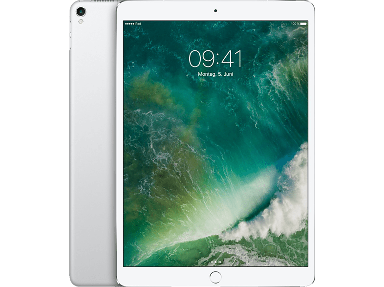 APPLE MQF02FD/A iPad Pro Wi-Fi + Cellular 64 GB LTE   Tablet Silber