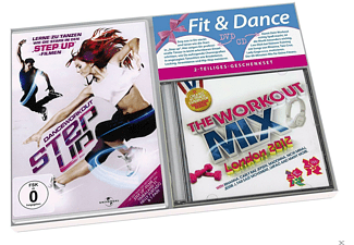 VARIOUS - Fit & Dance 2 - (CD + DVD)