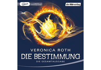 (1-3) Die Bestimmung-Die Gesamtausgabe - 3 MP3-CD - Science Fiction/Fantasy