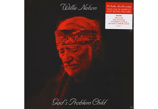 Willie Nelson - God's Problem Child - (Vinyl)