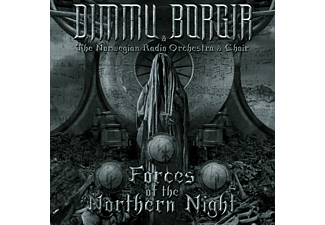 Dimmu Borgir, The Norwegian Radio Orchestra & Choir - Forces Of The Northern Night - (Vinyl)