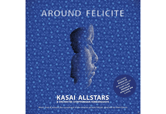 Kasai Allstars & Orchestre Symphonique Kimbanguiste - Around Felicite - (CD)
