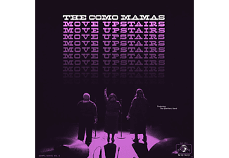 The Como Mamas - Move Upstairs (LP+MP3) - (LP + Download)