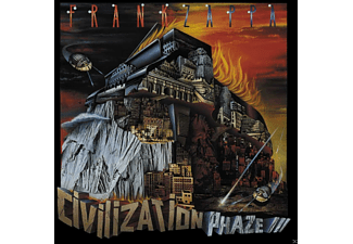 Frank Zappa - Civilization Phase III (2CD) - (CD)