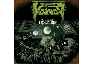 Voivod - Killing Technology - (CD + DVD Video)