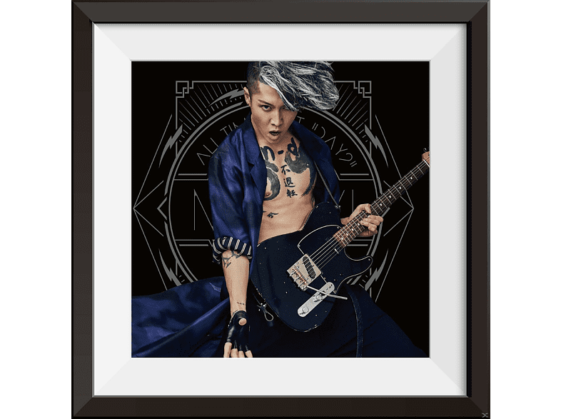 Miyavi - Miyavi-All The Best Day2 [CD]