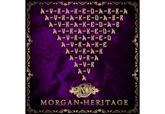 Morgan Heritage - Avrakadabra - (CD)