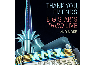 Big Star's Third Live - Thank You,Friends: Big Star's Third Live (2CD) - (CD)
