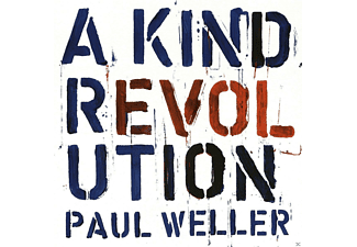 Paul Weller - A Kind Revolution - (Vinyl)