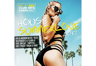 VARIOUS - House Summerlove 2017 - (CD)