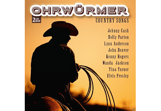VARIOUS - Ohrwürmer - Country Songs - (CD)