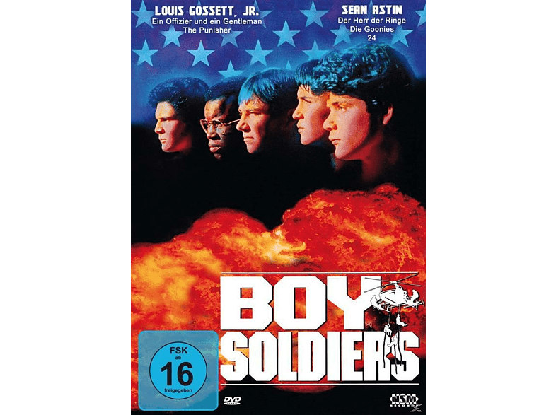 Boy Soldiers [DVD]