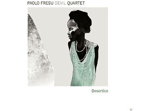 Paolo Fresu Devil Quartet - Desertico - (CD)