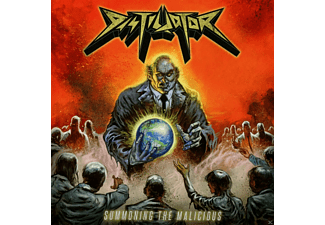 Distillator - Summoning The Malicious - (CD)