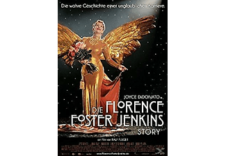 Die Florence Foster Jenkins Story - (DVD)