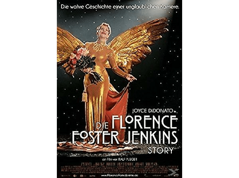 Die Florence Foster Jenkins Story [DVD]