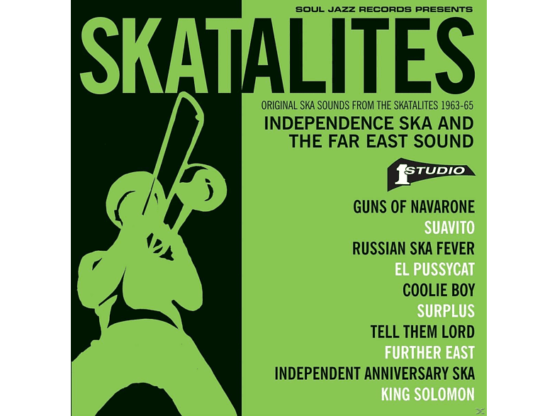The Skatalites - Independence Ska And The Far East Sound 1963-65 [CD]