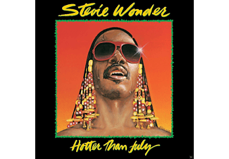 Stevie Wonder - Hotter Than July  (Vinyl) - (Vinyl)