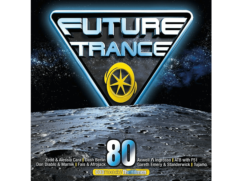 VARIOUS - Future Trance 80 [CD]